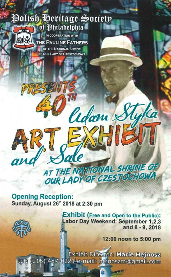 Presents 40 Adam Styka