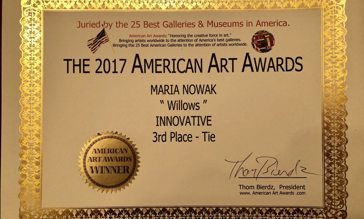 The 2017 American Art Awards - Willows