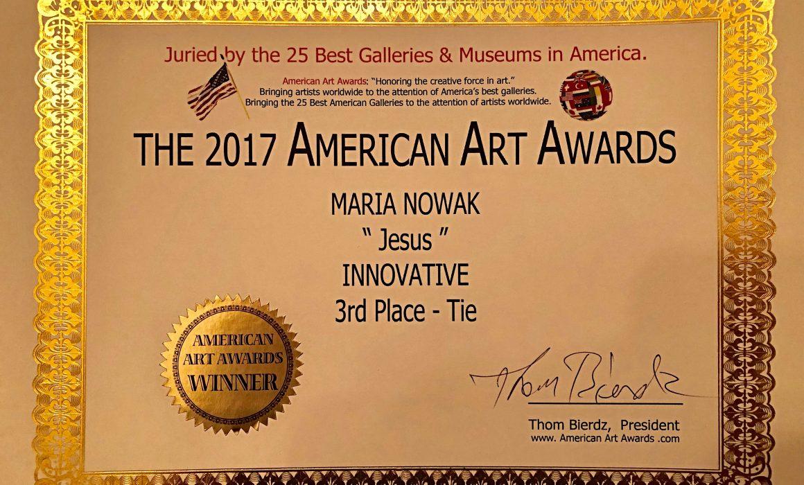 The 2017 American Art Awards - Jesus