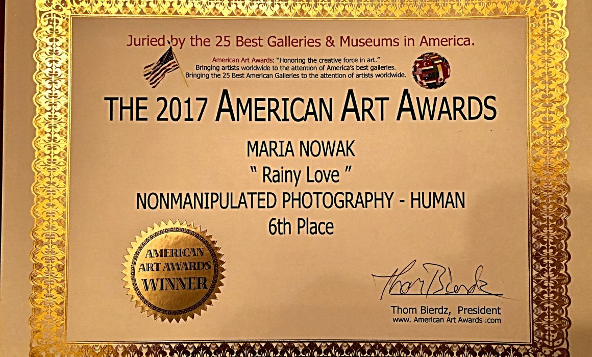 The 2017 American Art Awards - Rainy Love