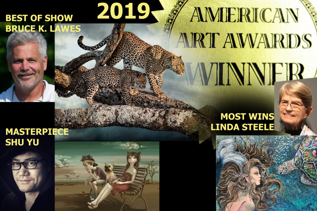 AMERICAN ART AWARDS 2019